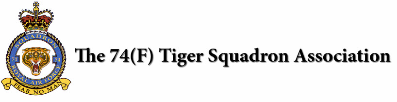 The 74(F) Tiger Squadron Association