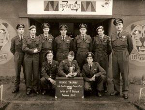 13 A Flt Winners Morse Trophy 1956