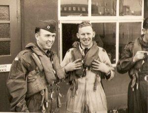 20 Capt Chuck Sewall USMC Flt Lt Bluey Whitehead RAAF