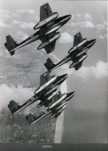 22 Aeros Team 1956