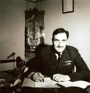 3 Sqn Ldr K Haselwood