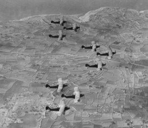 Demons ver Malta 1936