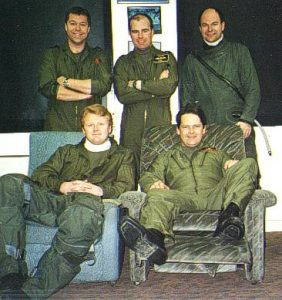 Falklands 74 Crew