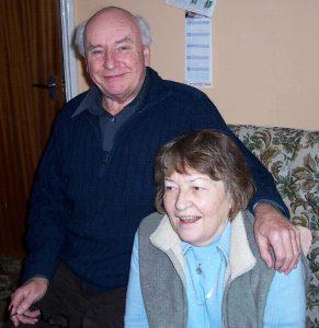 Ian & Joyce Papworth