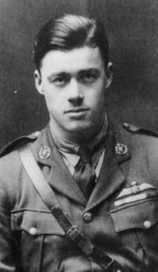 Keith Caldwell Sqn CO 1918