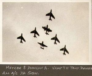 49 All 74 Sqn aircraft