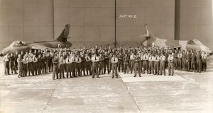 59. The Squadron RAF Horsham St Faith 1958