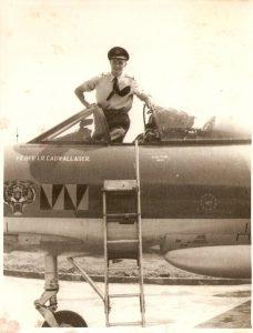 61 Ian & his Hunter