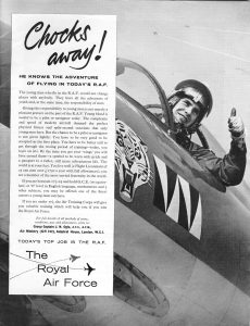 Air Pictorial September 1960 Jerry Cohu is the pilot.