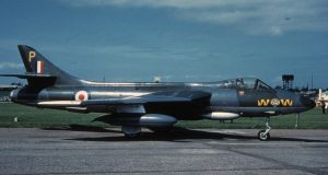 XF511 Wethersfield May 1960 or 1961