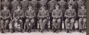 74 Squadron, Hornchurch March 1938.