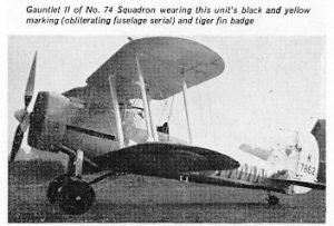 Gauntlet II - Air Pictorial May 1973
