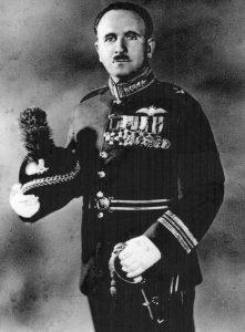 Taffy Jones in full ceremonial regalia - pre WWII