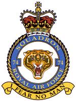 No74squadronRAF