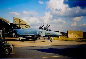 Credit - Pilot Barny Barnard. 22 October 1987